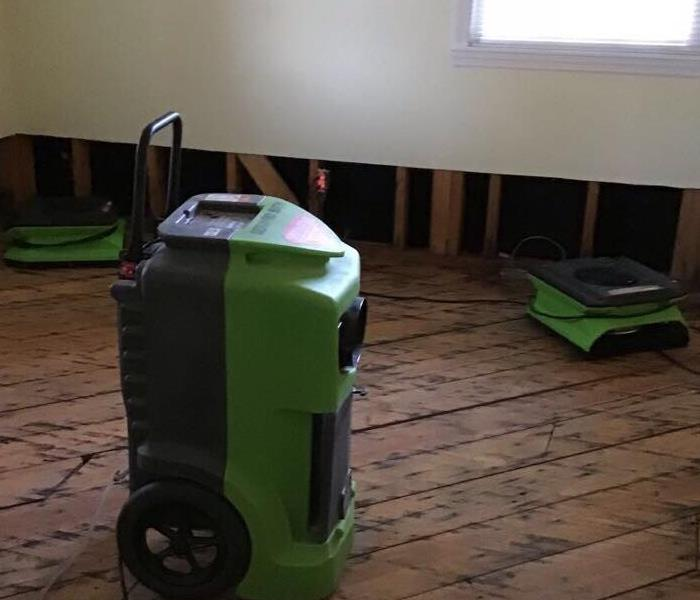 Water Damage to home in Washington, NC