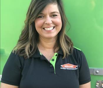 Operations Manager Dana Brooks ensures excellent customer service to SERVPRO Bath and Roanoke Rapids clients. team